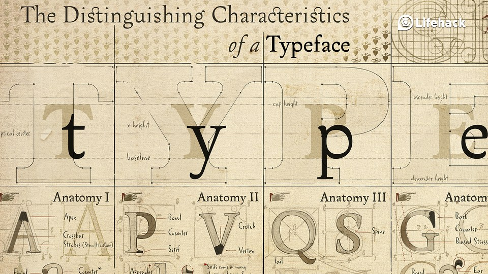 How to Get Really Good at Typography in One Month – DP and SIRSLab's